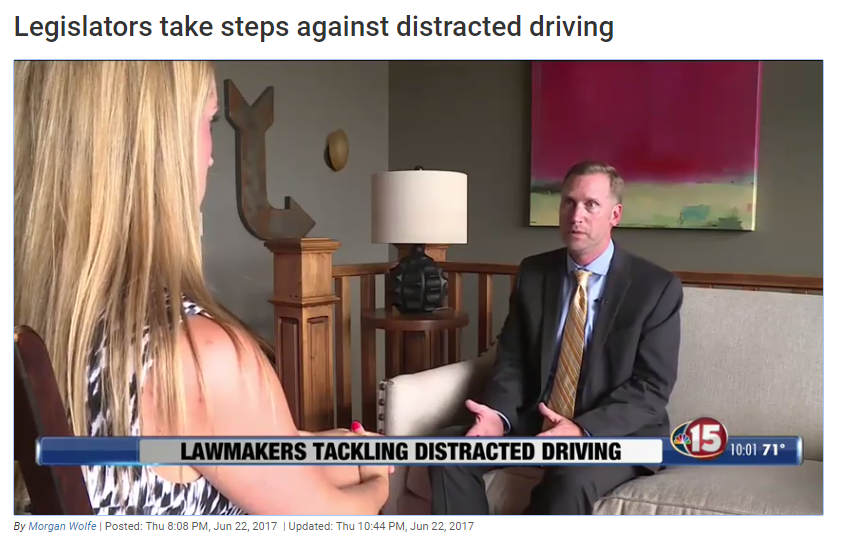 Distracted Driving Legislation