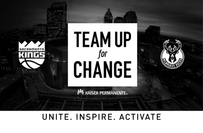 Team up for Change